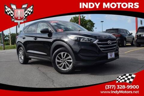 2017 Hyundai Tucson for sale at Indy Motors Inc in Indianapolis IN