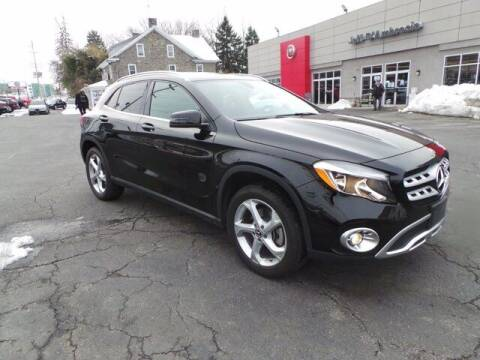 2019 Mercedes-Benz GLA for sale at Jeff D'Ambrosio Auto Group in Downingtown PA