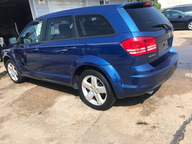 2009 Dodge Journey for sale at Whites Auto Sales in Portsmouth VA