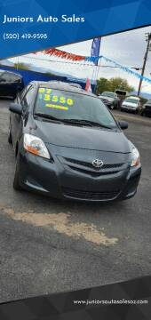 2007 Toyota Yaris for sale at Juniors Auto Sales in Tucson AZ