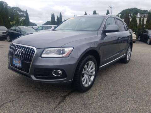 2014 Audi Q5 for sale at East Providence Auto Sales in East Providence RI