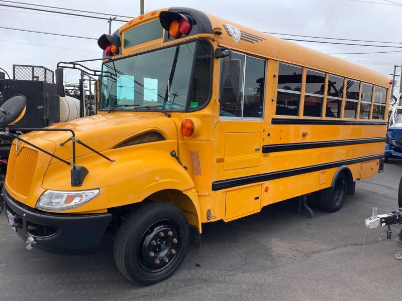 2007 International SCHOOL BUS for sale at Dorn Brothers Truck and Auto Sales in Salem OR
