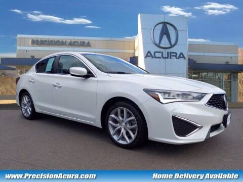 2019 Acura ILX for sale at Precision Acura of Princeton in Lawrenceville NJ