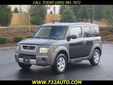 2003 Honda Element for sale at Absolute Auto Solutions in Hamilton NJ