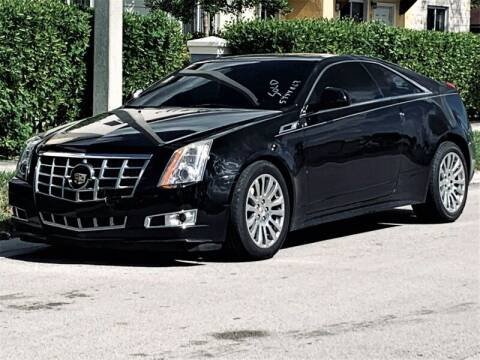 2014 Cadillac CTS for sale at Easy Finance Motors in West Park FL