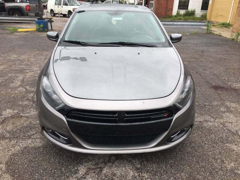 2013 Dodge Dart for sale at Payless Auto Sales LLC in Cleveland OH