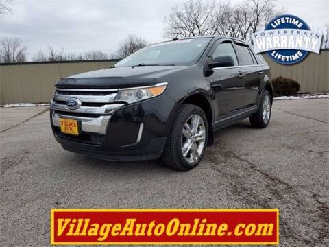 2014 Ford Edge for sale at Village Auto in Green Bay WI