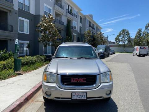2004 GMC Envoy XUV for sale at Carpower Trading Inc. in Anaheim CA