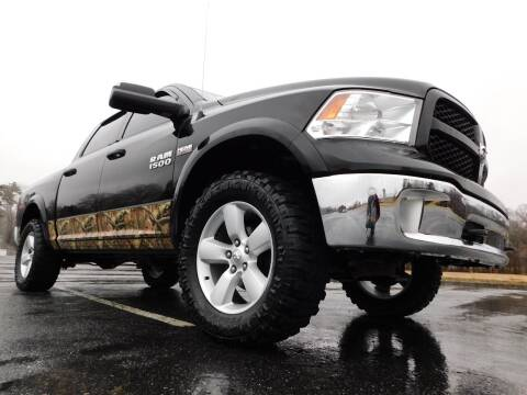 2014 RAM Ram Pickup 1500 for sale at Used Cars For Sale in Kernersville NC