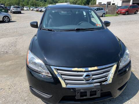 2013 Nissan Sentra for sale at Ron Motor Inc. in Wantage NJ