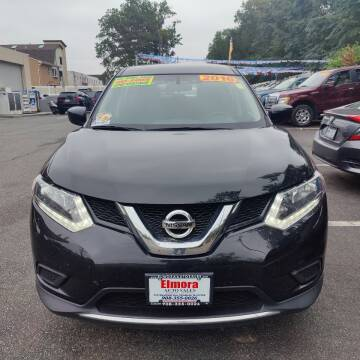 2016 Nissan Rogue for sale at Elmora Auto Sales in Elizabeth NJ