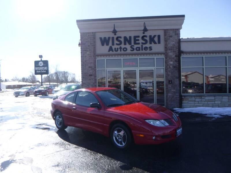 2005 Pontiac Sunfire for sale at Wisneski Auto Sales, Inc. in Green Bay WI