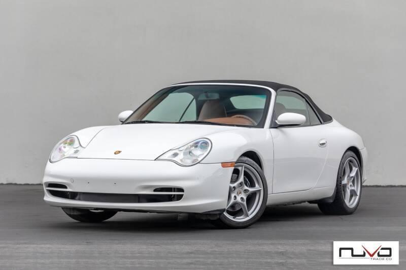 2003 Porsche 911 for sale at Nuvo Trade in Newport Beach CA