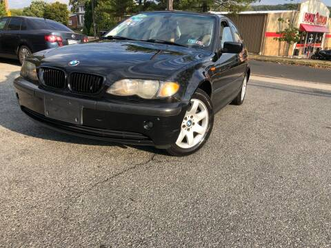 2004 BMW 3 Series for sale at Keystone Auto Center LLC in Allentown PA