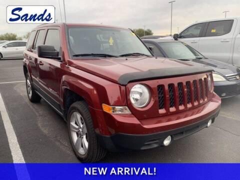 2014 Jeep Patriot for sale at Sands Chevrolet in Surprise AZ
