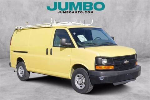2011 Chevrolet Express Cargo for sale at JumboAutoGroup.com - Jumboauto.com in Hollywood FL