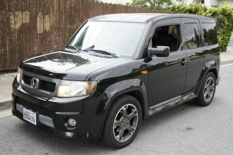 2009 Honda Element for sale at Sports Plus Motor Group LLC in Sunnyvale CA