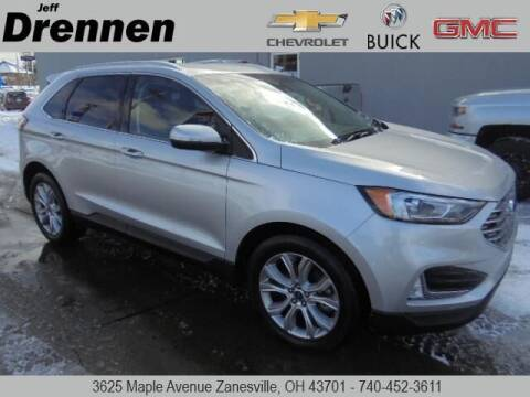 2019 Ford Edge for sale at Jeff Drennen GM Superstore in Zanesville OH