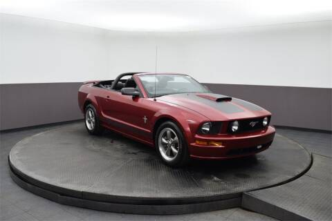 2007 Ford Mustang for sale at M & I Imports in Highland Park IL