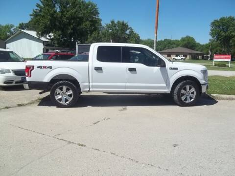 2015 Ford F-150 for sale at BRETT SPAULDING SALES in Onawa IA