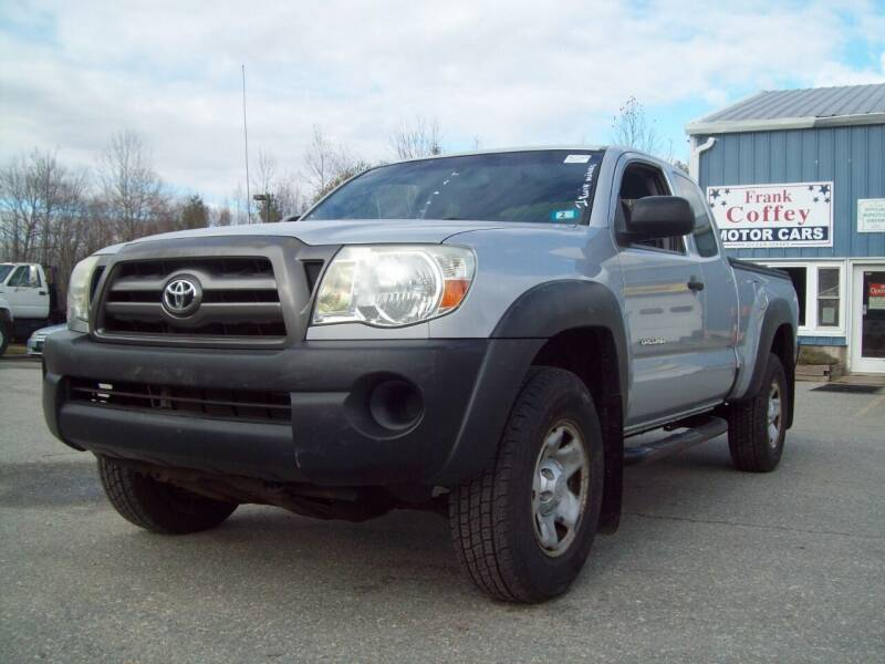 2009 Toyota Tacoma for sale at Frank Coffey in Milford NH
