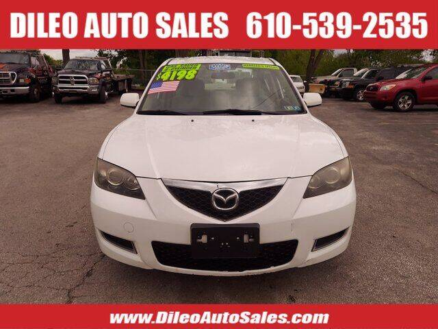 2008 Mazda MAZDA3 for sale at Dileo Auto Sales in Norristown PA