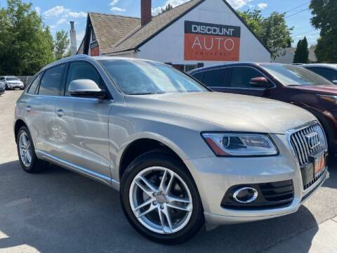 2017 Audi Q5 for sale at Discount Auto Brokers Inc. in Lehi UT