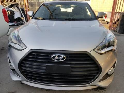 2016 Hyundai Veloster Turbo for sale at Ournextcar/Ramirez Auto Sales in Downey CA