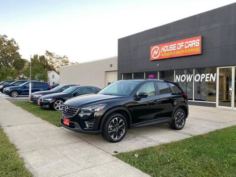 2016 Mazda CX-5 for sale at HOUSE OF CARS CT in Meriden CT