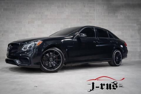 2014 Mercedes-Benz E-Class for sale at J-Rus Inc. in Macomb MI