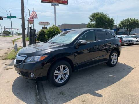 2013 Acura RDX for sale at SP Enterprise Autos in Garland TX
