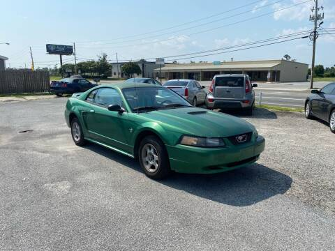 1999 Ford Mustang for sale at Lucky Motors in Panama City FL