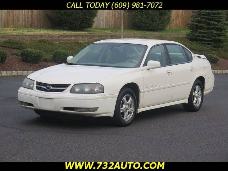 2004 Chevrolet Impala for sale at Absolute Auto Solutions in Hamilton NJ
