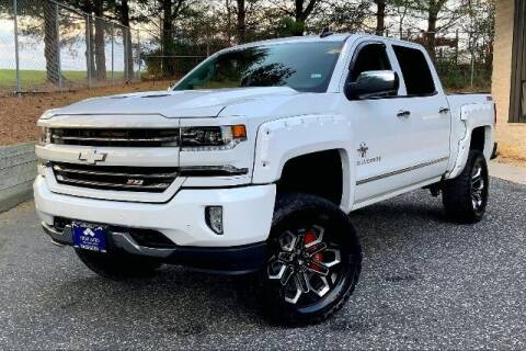 2016 Chevrolet Silverado 1500 for sale at TRUST AUTO in Sykesville MD