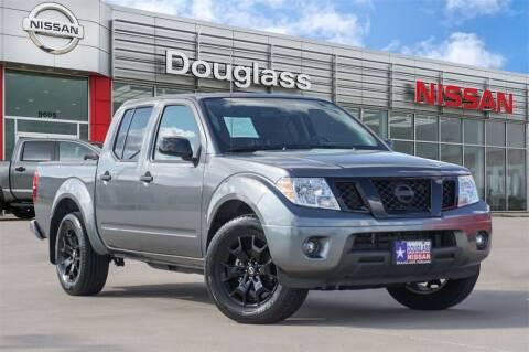 2021 Nissan Frontier for sale at Douglass Automotive Group - Douglas Nissan in Waco TX