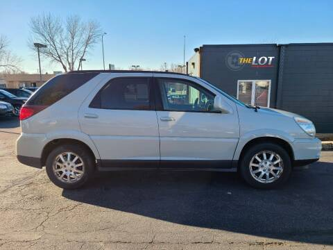 2006 Buick Rendezvous for sale at THE LOT in Sioux Falls SD