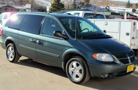 2006 Dodge Grand Caravan for sale at Central City Auto West in Lewistown MT