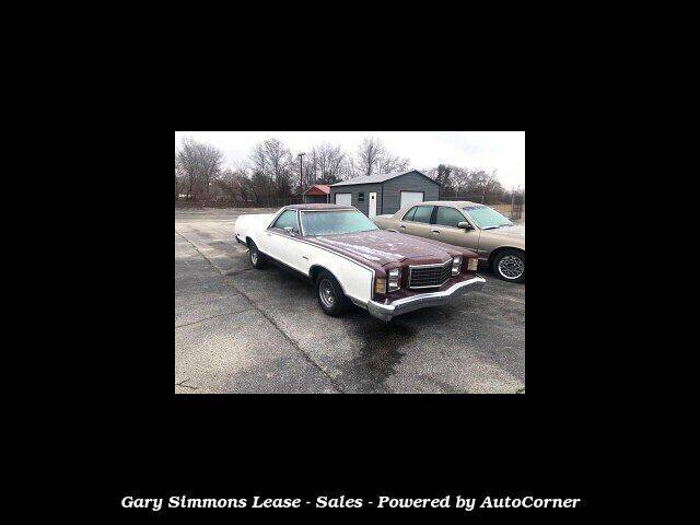 1979 Ford Ranchero for sale at Gary Simmons Lease - Sales in Mckenzie TN