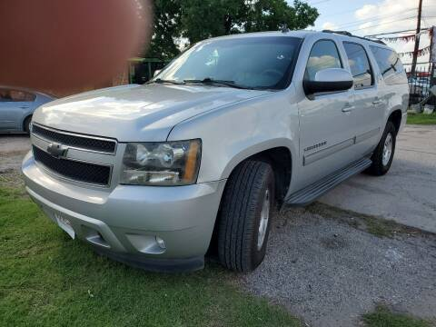 2011 Chevrolet Suburban for sale at C.J. AUTO SALES llc. in San Antonio TX