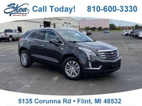 2017 Cadillac XT5 for sale at Jamie Sells Cars 810 - Linden Location in Flint MI