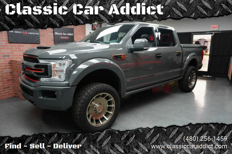 2019 Ford F-150 for sale at Classic Car Addict in Mesa AZ