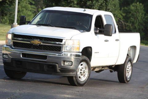 2014 Chevrolet Silverado 2500HD for sale at P M Auto Gallery in De Soto KS