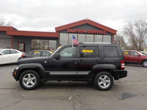 2009 Jeep Liberty for sale at Super Service Used Cars in Milwaukee WI