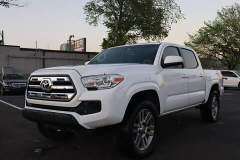 2017 Toyota Tacoma for sale at Makka Auto Sales in Dallas TX