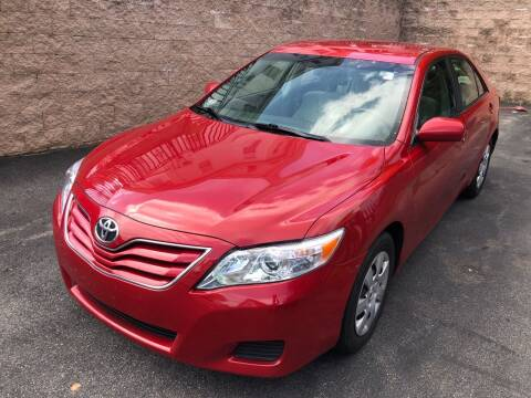 2010 Toyota Camry for sale at Welcome Motors LLC in Haverhill MA
