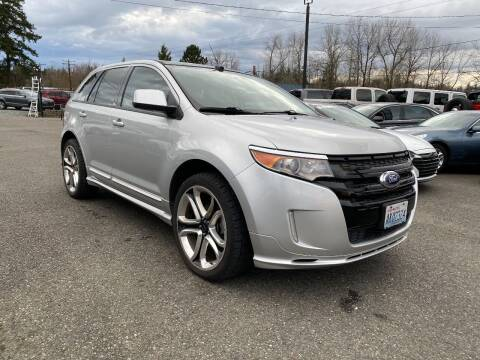2011 Ford Edge for sale at LKL Motors in Puyallup WA