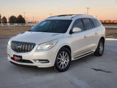 2014 Buick Enclave for sale at Chihuahua Auto Sales in Perryton TX