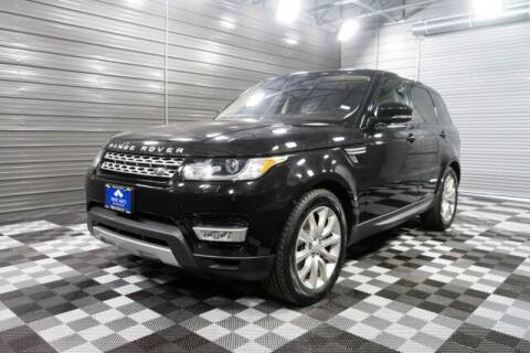 2016 Land Rover Range Rover Sport for sale at TRUST AUTO in Sykesville MD
