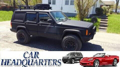 1999 Jeep Cherokee for sale at CAR  HEADQUARTERS in New Windsor NY