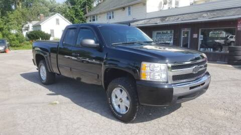 2010 Chevrolet Silverado 1500 for sale at Motor House in Alden NY